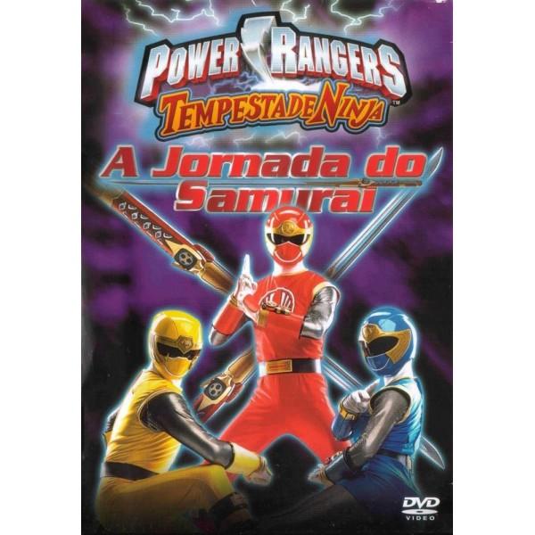 Power Rangers - Tempestade Ninja - A Jornada do Sa...