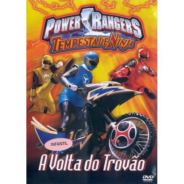 Power Rangers - Tempestade Ninja - A Volta do Trov...