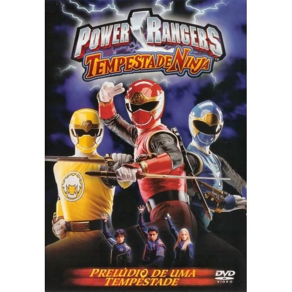 Power Rangers - Tempestade Ninja - Prelúdio de um...