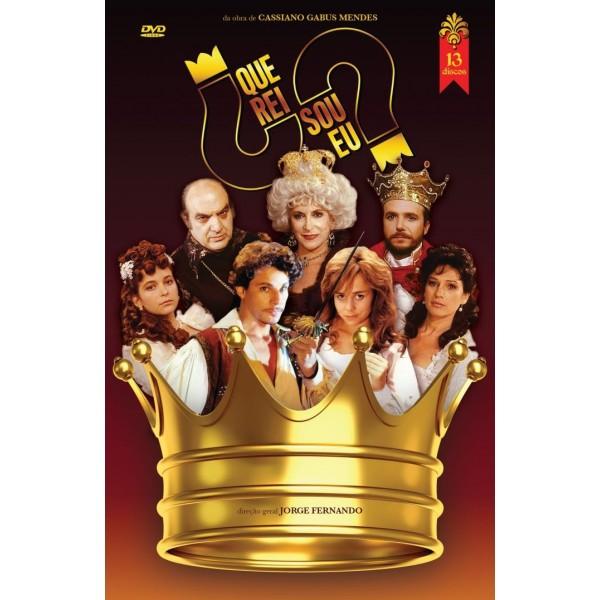 Que Rei Sou Eu - 1989 - 13 Discos