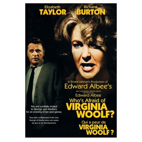 Quem Tem Medo de Virginia Woolf? - 1966