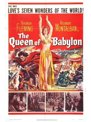 Rainha da Babilonia - 1954