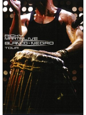 Ricky Martin... Live Black & White Tour - 2007