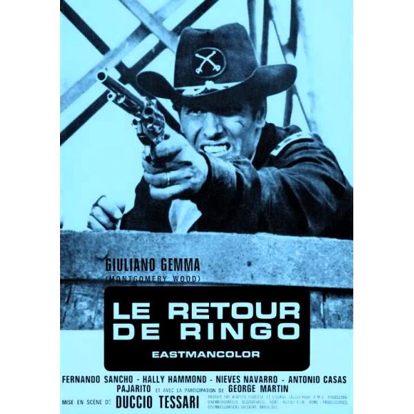 Ringo Não Discute... Mata - 1965