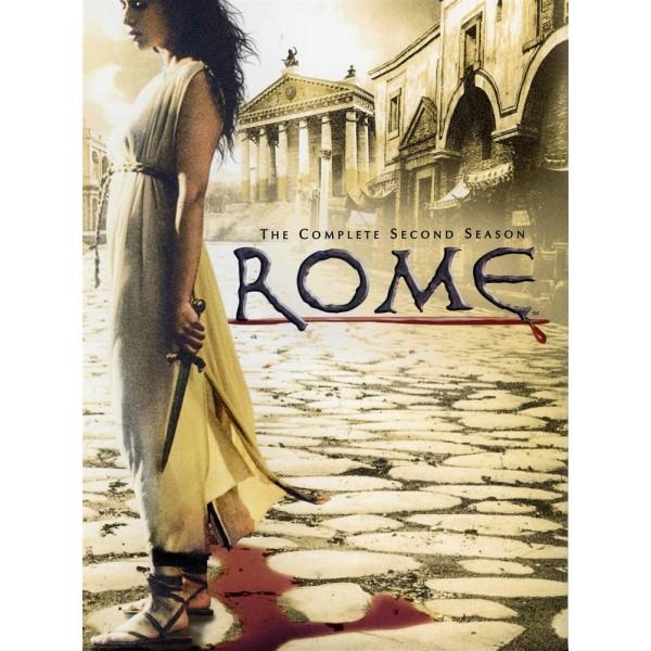 Roma - 2ª Temporada - 2007 - 05 Discos