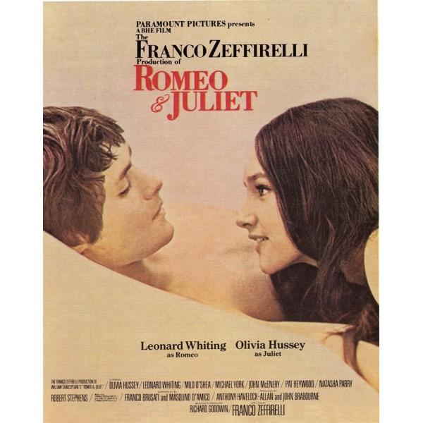 Romeu e Julieta - 1968