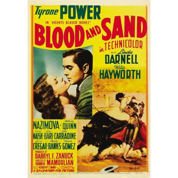 Sangue e Areia - 1941
