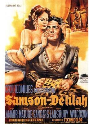 Sansão e Dalila - 1949