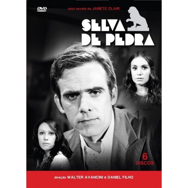 Selva de Pedra - 1972 -  06 Discos