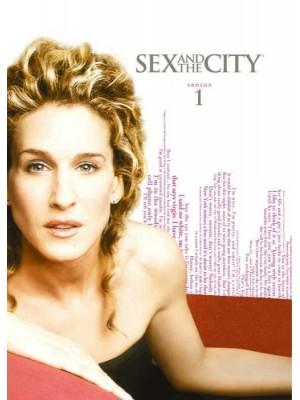 Sex And the City - 1ª Temporada - 1998 - 02 Discos