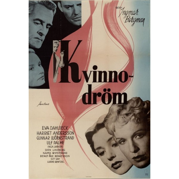 Sonhos de Mulheres - 1955