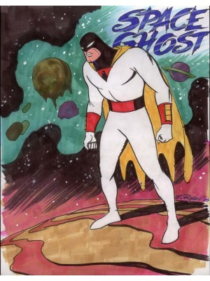 Space Ghost - 1966 - 08 Discos