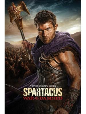 Spartacus: A Guerra dos Condenados - 3ª Temporada - 2013 - 04 Discos