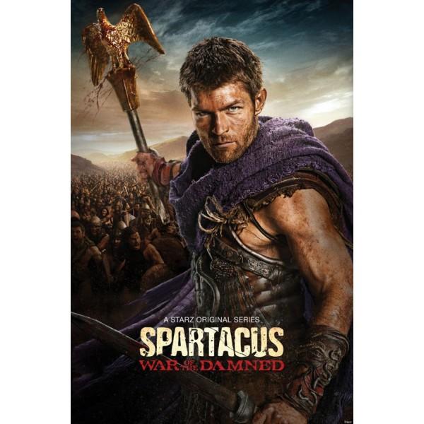 Spartacus: A Guerra dos Condenados - 3ª Temporada...