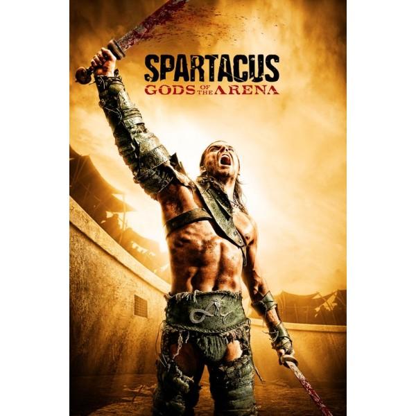 Spartacus Origens: Deuses da Arena - 2011