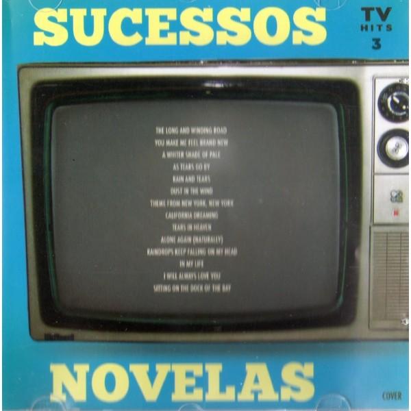 Sucessos Novelas - TV Hits 3