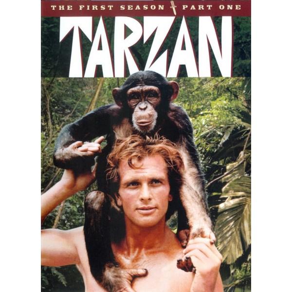 Tarzan - 1ª Temporada - Volume 1- 1966 - 04 Disco...