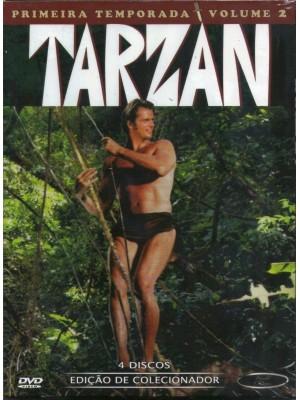 Tarzan - 1ª Temporada  - Volume 2 - 1966 - 04 Discos