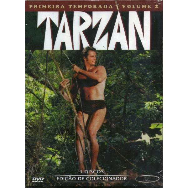 Tarzan - 1ª Temporada  - Volume 2 - 1966 - 04 Dis...
