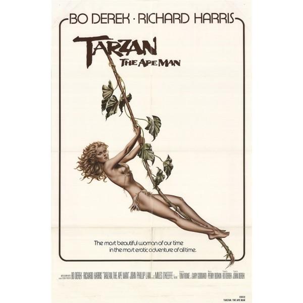 Tarzan, O Filho da Selva - 1981