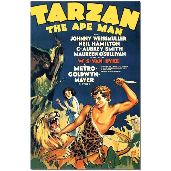 Tarzan, o Filho das Selvas - 1932