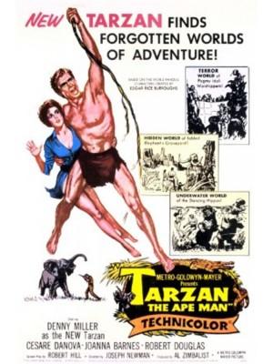 Tarzan, O Filho das Selvas - 1959