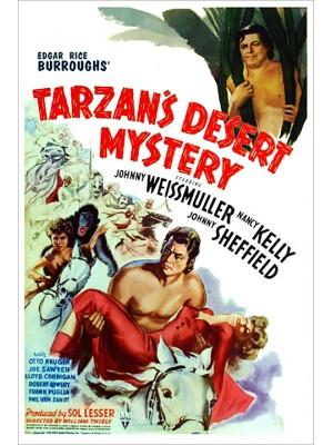 Tarzan - O Terror do Deserto - 1943