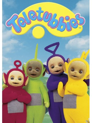 Teletubbies - Brincando Com as Figuras - 2003