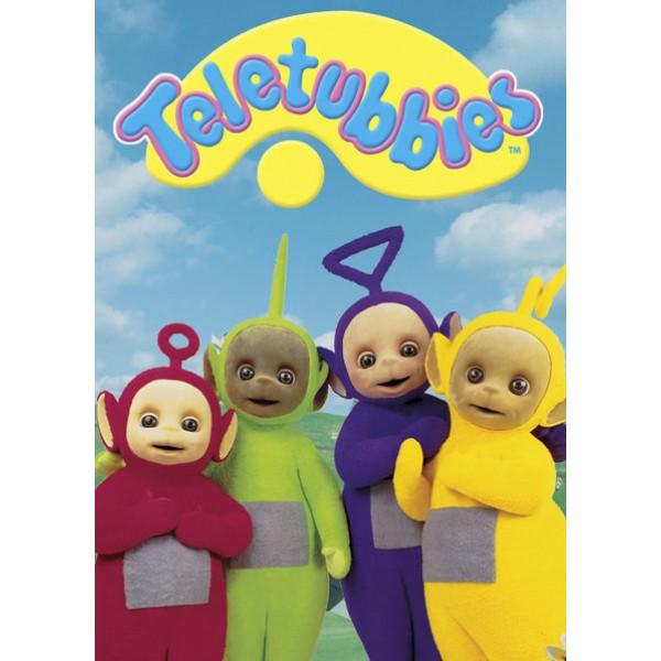 Teletubbies - Brincando Com as Figuras - 2003