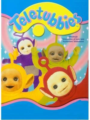 Teletubbies - Brincando Com os Animais - 2003