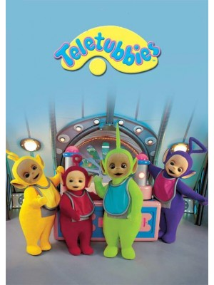 Teletubbies - Sobe e Desce - 1997