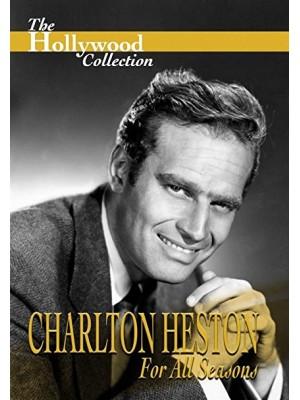 The Hollywood Collection - Charlton Heston: Para todas as Estações - 2009