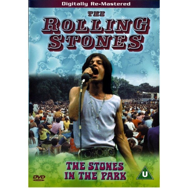 The Rolling Stones - Stones In The Park - 1969