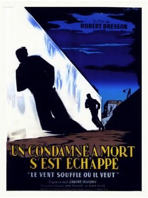 Um Condenado a Morte Que Escapou - 1956