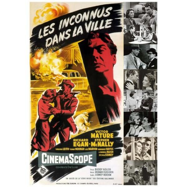 Um Sábado Violento - 1955