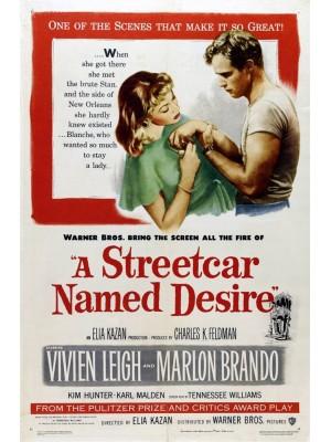 Uma Rua Chamada Pecado - 1951