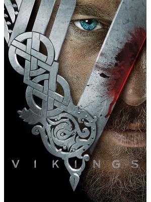 Vikings - 1ª Temporada - 2013  - 03 Discos