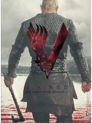 Vikings - 3ª Temporada - 2015 - 03 Discos