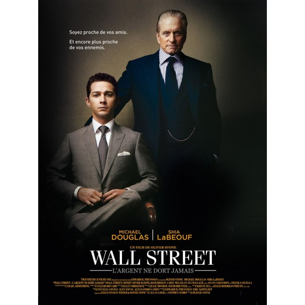 Wall Street - O Dinheiro Nunca Dorme - 2010