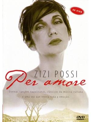 ZIZI POSSI - PER AMORE - 1997