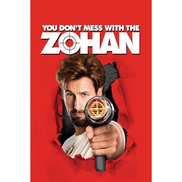 Zohan - O Agente Bom de Corte - 2008