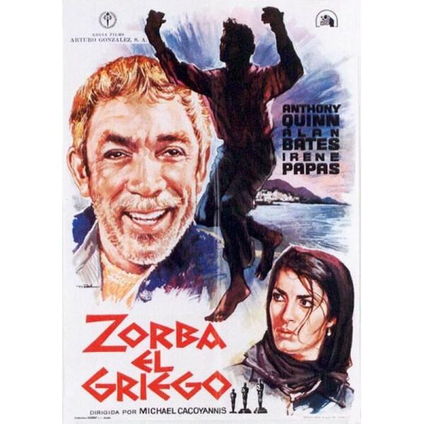 Zorba, O Grego - 1964