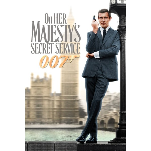 007 - A Serviço Secreto de Sua Majestade - 1969