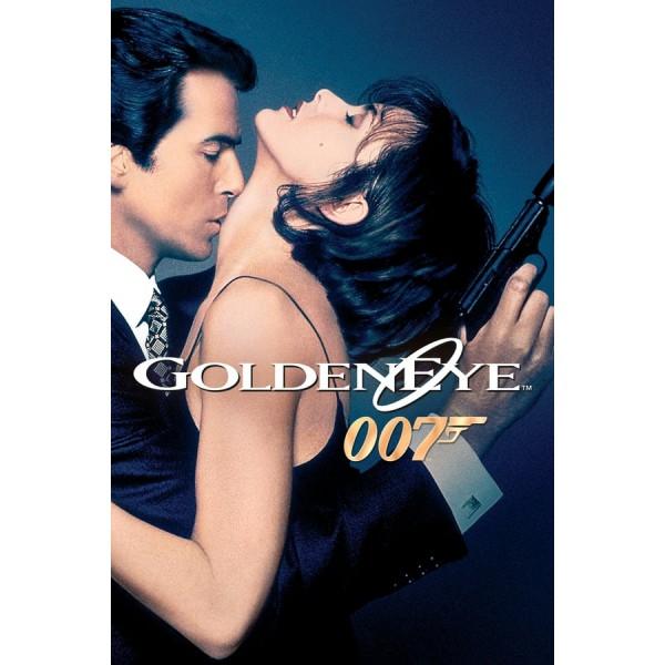 007 - Contra GoldenEye - 1995