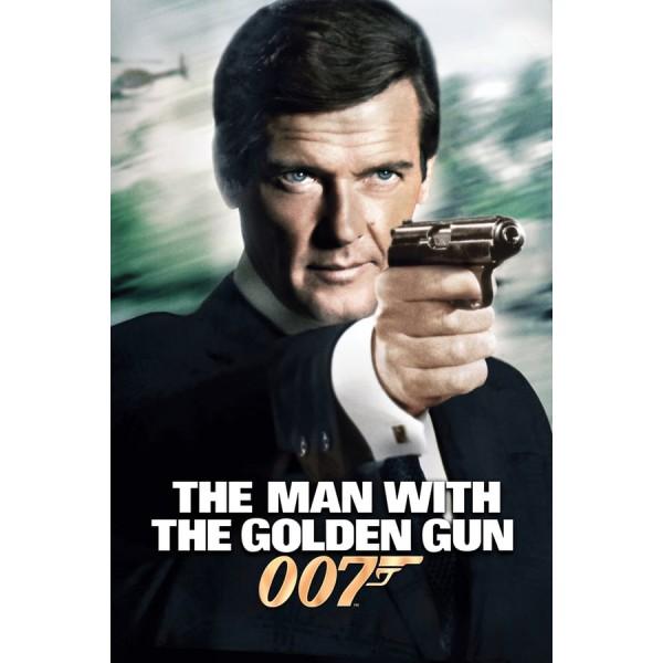 007 - Contra o Homem com a Pistola de Ouro - 1974 ...