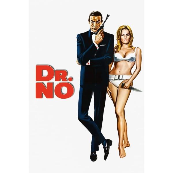 007 - Contra o Satânico Dr. No - 1962