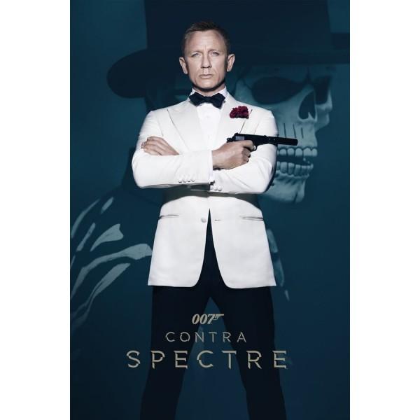 007 - Contra Spectre - 2015