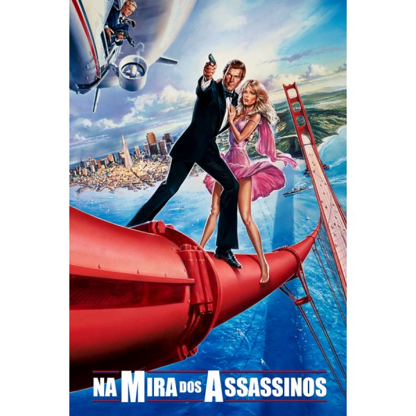 007 - Na Mira dos Assassinos - 1985