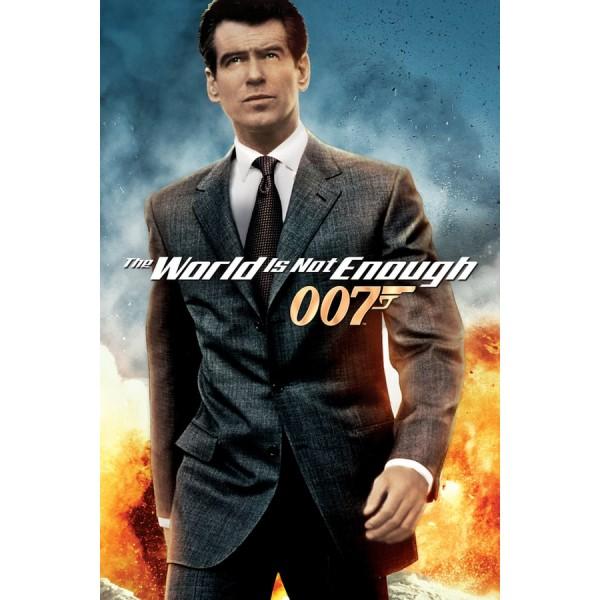 007 - O Mundo Não É o Bastante - 1999