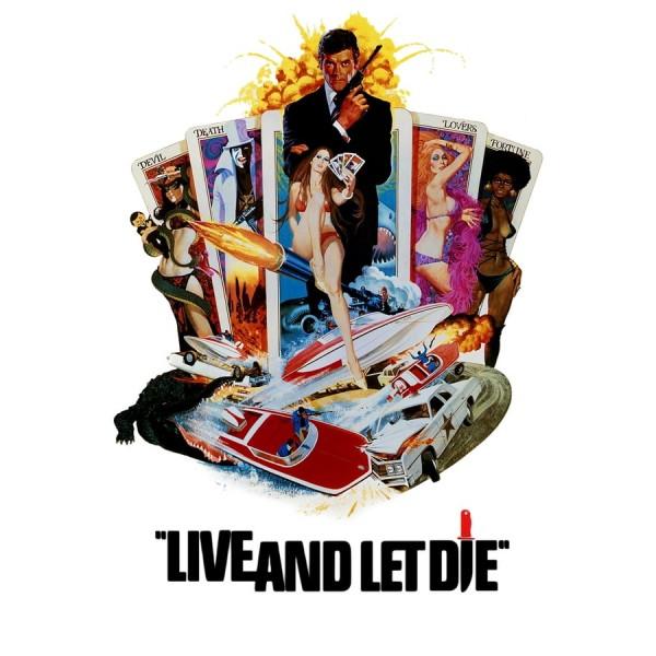 007 - Viva e Deixe Morrer - 1973 - 02 Discos